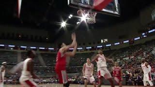 Zhou Qi Posts 12 points & 16 rebounds vs. Memphis Hustle