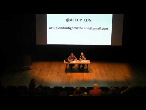 Speak Out, Act Up – United in Anger, with responses from Act Up UK