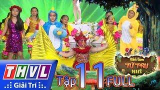 Tiếu Lâm Tứ Trụ Nhí Tập 11 - Lễ Hội Full HD