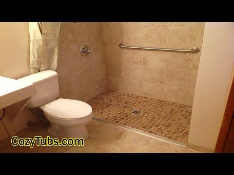 The Best Ada Bathroom Layout West Hollywood, CA