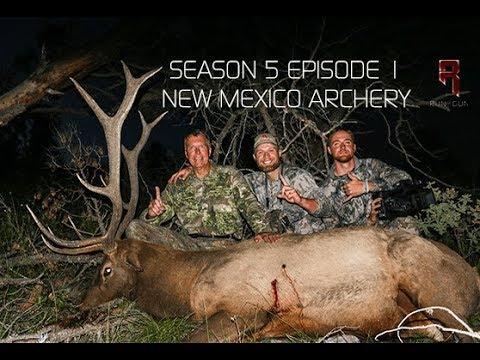 S5E1 Seg4 New Mexico Archery Elk Hunt-4k