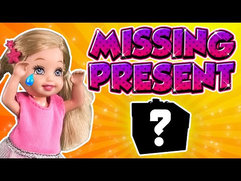 Barbie - Annabelle's Missing Christmas Present | Ep.96