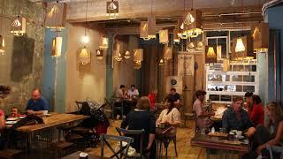 【讀書音樂】咖啡廳背景音,8小時,,專心,改善失眠,放鬆的聲音,深層睡眠,注意力集中,白噪音