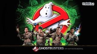 HHI#01. Ghostbusters Hip Hop Remix Instrumental