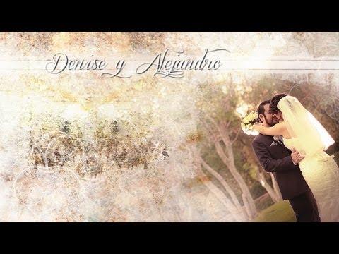BODA Denise + Alejandro