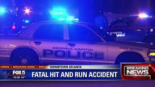 Deadly hit and run accident