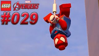 LEGO MARVELS AVENGERS #029 Spider-Man DLC ★ Let