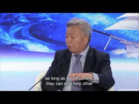 Jin Liqun at AMNC16