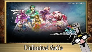 The RPG Fanatic Review Show - ★ Unlimited Saga Review ★