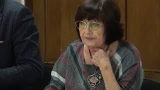 Заседание комиссии по здравоохранению