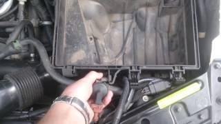 Смяна крушка на ляв габарит на Волво Volvo XC70