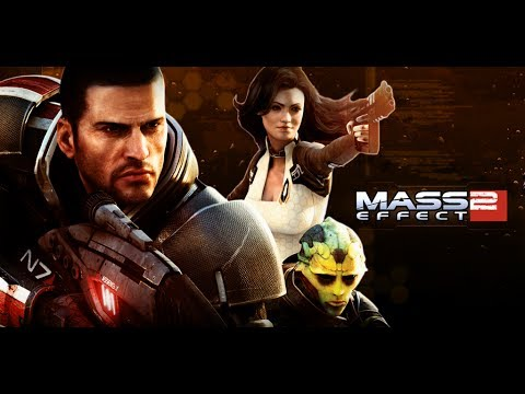 MASS EFFECT 2 - Pelicula Completa Full Movie - PC ULTRA (1080p 60fps)