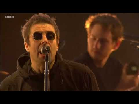 Live Forever And Wonderwall Liam Gallagher Live At TRNSMT 2018