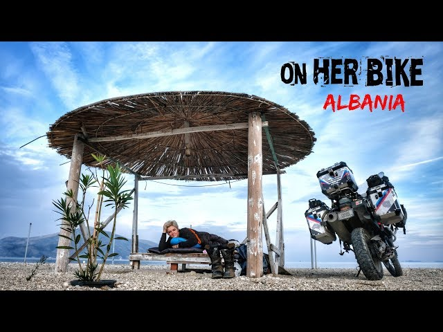 Albania. On Her Bike Around the World. Episode 35