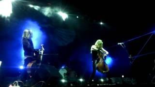 Apocalyptica - Master Of Puppets - Asunción Paraguay 2012-01-17 21.46 - Gio