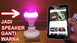 Download KEREN, LAMPU YANG BISA DI KONTROL DARI HP