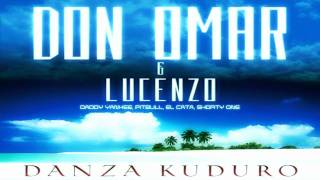 Don Omar, FloRida, Lucenzo, Pitbull, Daddy Yankee - Danza Kuduro (Miro Torres Mashup)