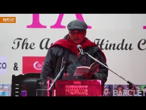 Piyush Mishra | Hindu College | Live