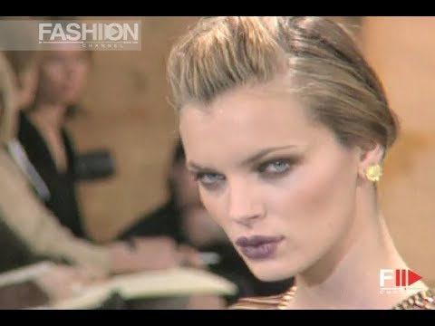 TOMASZ STARKEWSKY Fall Winter 1997 1998 London - Fashion Channel