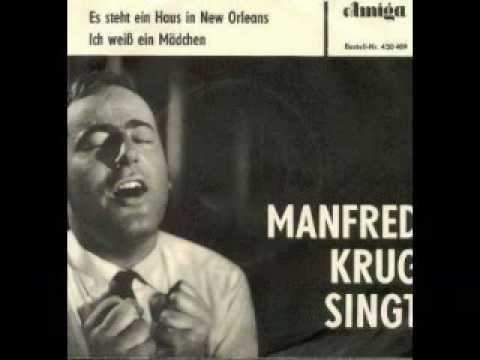 Manfred Krug - Ich weiss ein Mädchen