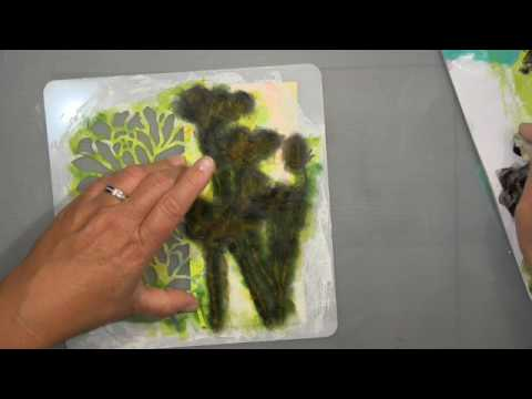 Cardmaking with Yupo paper