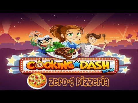 Cooking Dash 2016: Zero-G Pizzeria Season 1