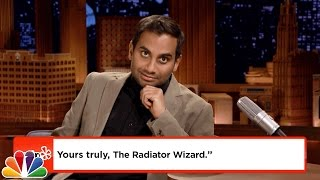 Aziz Ansari and Jimmy Dramatically Read More Bad Yelp Reviews
