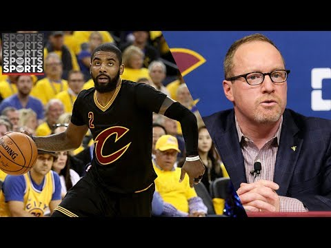 Ex-Cavs GM David Griffin Defends Kyrie Irving's Trade Request [Ron Harper Rips Irving]