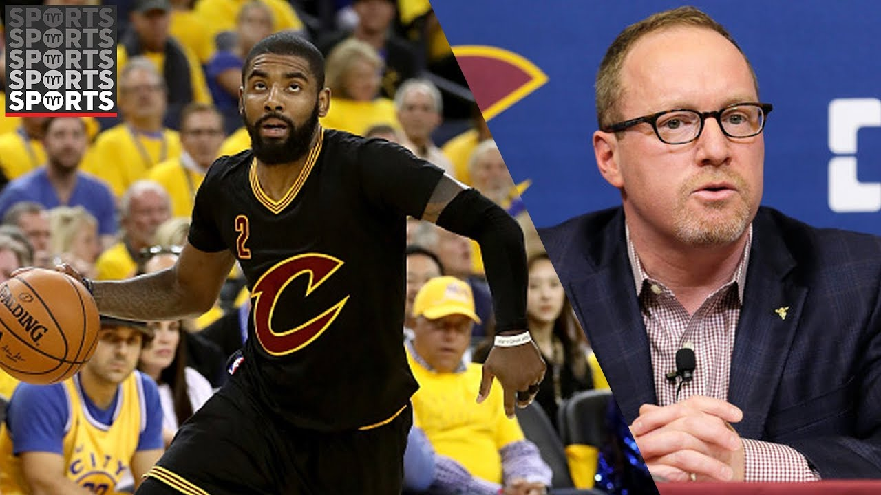 Ex Cavs GM David Griffin Defends Kyrie Irving s Trade Request [Ron