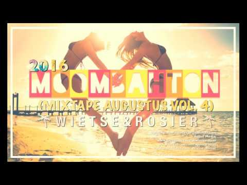Moombahton Mixtape Augustus 2016 Volume 4 (incl. Cheat Codes - Let me hold you x moombahton edit)