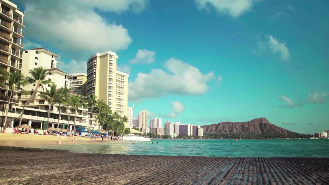 Wyndham At Waikiki Beach Walk Youtube