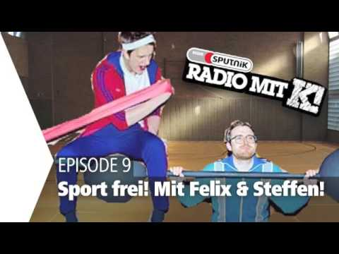 "Kraftklub -""Sport frei!"" @ RADIO MIT K! - Episode 9 FULL"