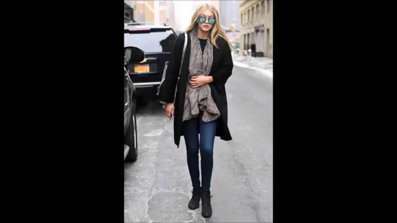 Gigi Hadid Street Style Youtube