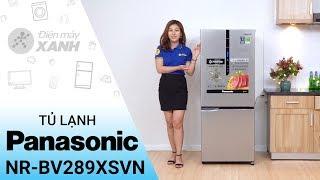 Tủ lạnh Panasonic 255 lít NR-BV289XSVN - Mạnh mẽ vượt trội | Điện máy XANH