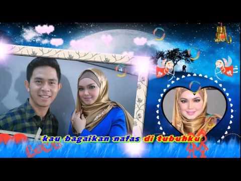 Siti Nurhaliza & Cakra Khan __  Seluruh Cinta (lyrics)