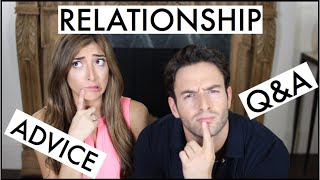 Relationship Advice + Q&A With Greg! | Amelia Liana Thumbnail