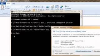 How Install Net Framework Windows
