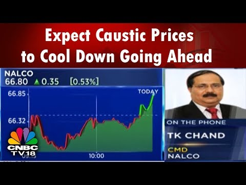 Expect Caustic Prices to Cool Down Going Ahead: NALCO | CHART BUSTERS | CNBC TV18