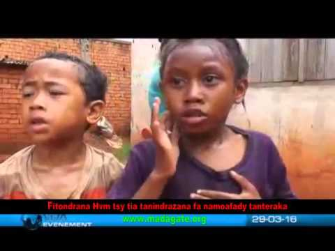 Antananarivo 29.03.2016 Jeneraly Florens sy ny loza nataony