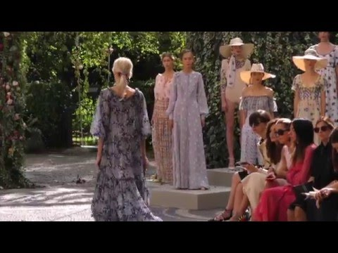 Luisa Beccaria Full Spring Summer 2016 Fashion Show Exclusive