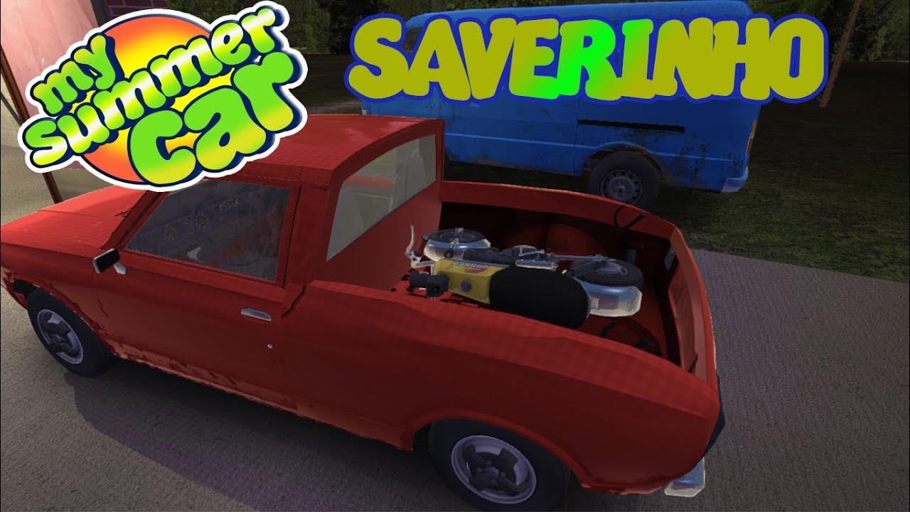 My Summer Car Saverinho Top Demais Atualizacao 20 06 17 Pt Br