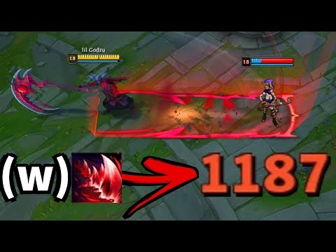 KAYN INSANE DAMAGE - (w) ONE SHOTS WITH FULL BUILD & Best Moments