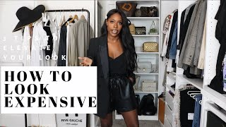 HOW TO LOOK EXPENSIVE: 5 Tips to Elevate Your Look | May 2019 | HIGHLOWLUXXE