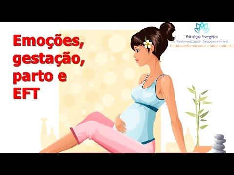 EFTBrasil | A influencia das emoções na gestação e parto | Valeria Zen