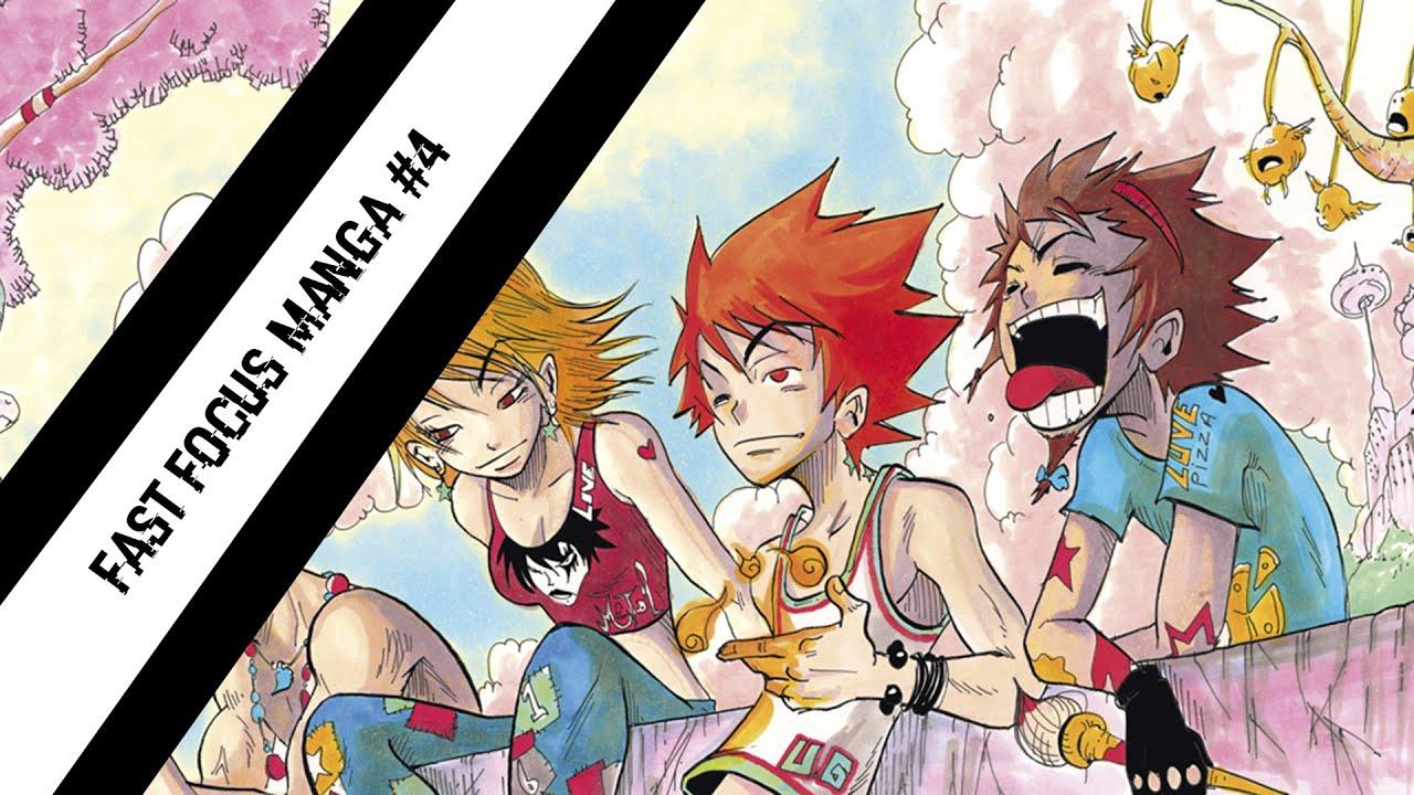 Fast Focus Manga  Dreamland