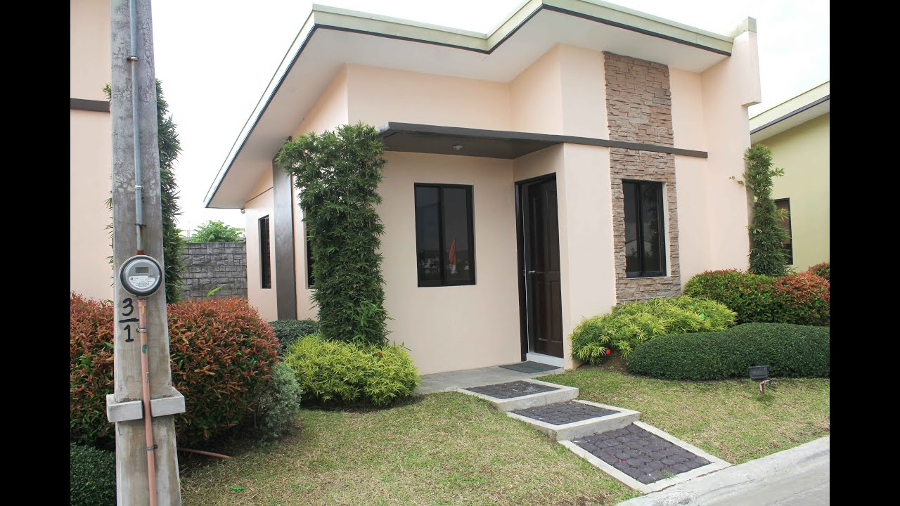 Affordable Bungalows House Design