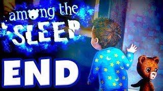 Among the Sleep - Gameplay Walkthrough Part 4 - ENDING - Let