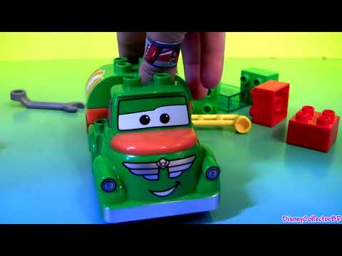 Lego Duplo Disney Planes Dusty Chug 10509 Building Toys Review By
