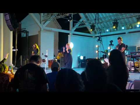 Plumb at the Sonrise Music Festival in Virginia Beach, VA!