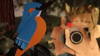 BA Animation Showreel 2014